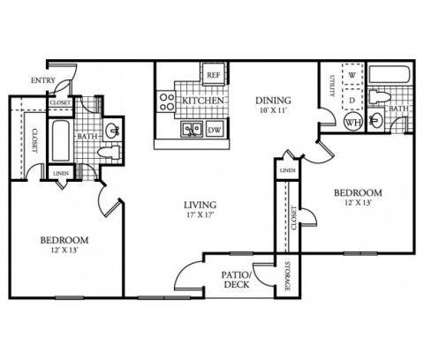 2 Beds - Ivy Commons at 3555 Austell Rd in Marietta GA is a Apartment