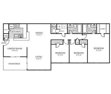 3 Beds - Ivy Commons at 3555 Austell Rd in Marietta GA is a Apartment
