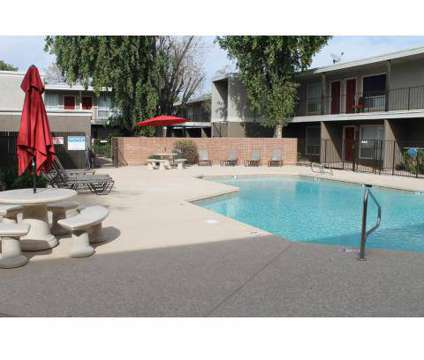 1 Bed - Village Green Apartment Homes at 1045 South San Jose in Mesa AZ is a Apartment