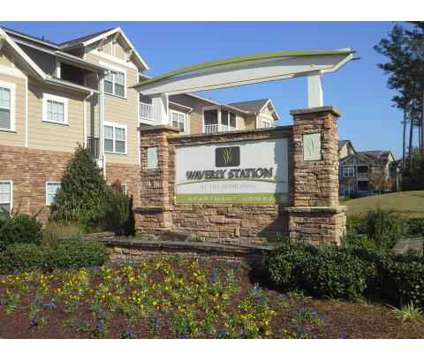 1 Bed - Waverly Station at the Highlands at 2155 Benton Blvd in Pooler GA is a Apartment
