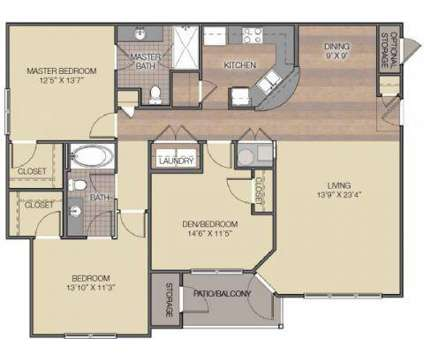 3 Beds - Waverly Station at the Highlands at 2155 Benton Blvd in Pooler GA is a Apartment