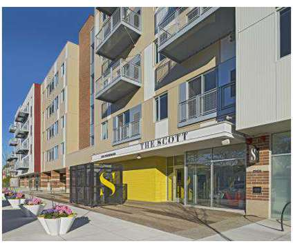 2 Beds - The Scott at Brush Park at 3150 Woodward Avenue in Detroit MI is a Apartment