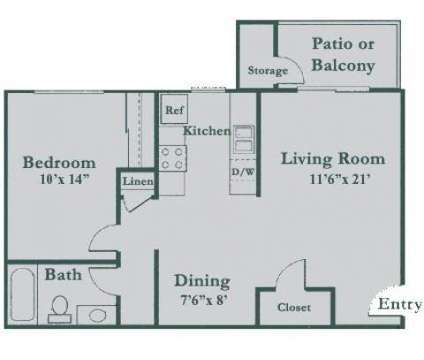 1 Bed - Lantana at 6501 W Charleston Blvd in Las Vegas NV is a Apartment