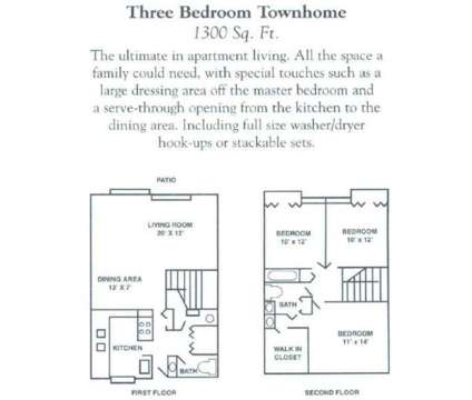 3 Beds - Viewpointe Apartments at 2100 Westlane Rd in Indianapolis IN is a Apartment