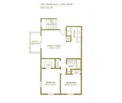 2 Beds - Reserve at South Pointe at 8900 Old Santa Fe Road in Kansas City MO is a Apartment