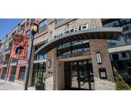 1 Bed - The Metro at 2121 Delgany St in Denver CO is a Apartment
