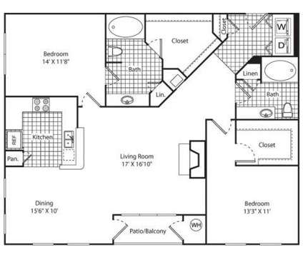 2 Beds - The Metro at 2121 Delgany St in Denver CO is a Apartment