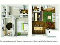 2 Beds - Rancho Luna & Rancho Sol Apartments