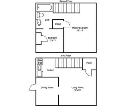 2 Beds - Whitehall Place at 1553 Parkline Dr in Pittsburgh PA is a Apartment