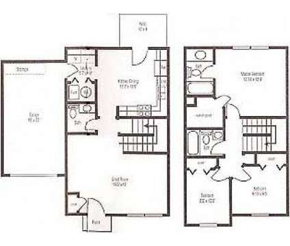 3 Beds - South Haven Village Apartments at 1542 Citrin Place in Indianapolis IN is a Apartment