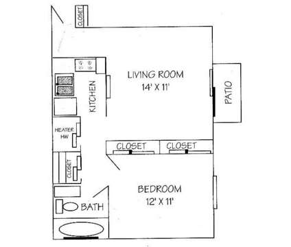 1 Bed - Dublin Glen at 510 Enderly Ave in Brownsburg IN is a Apartment