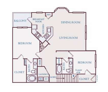 2 Beds - Carrington Place at Shoal Creek at 9300 Ne 87th St in Kansas City MO is a Apartment