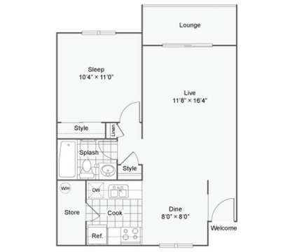 1 Bed - Miro@Dashpoint at 31004 19th Place S.w in Federal Way WA is a Apartment