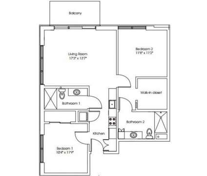 2 Beds - Trio Mke at 124 W Washington Avenue in Milwaukee WI is a Apartment