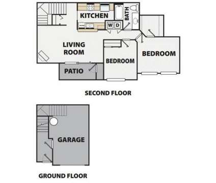 2 Beds - RiverView at Mill River at 4034 West Idewild Loop in Coeur D Alene ID is a Apartment