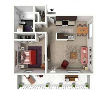 1 Bed - Villas on 76th at 2002 W 76th Avenue in Denver CO is a Apartment