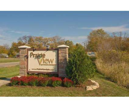 2 Beds - Prairie View Apartments at 411 Leah Ln in Woodstock IL is a Apartment