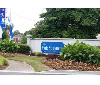 Studio - Park Summit Apartments at 2778 North Decatur Road in Decatur GA is a Apartment