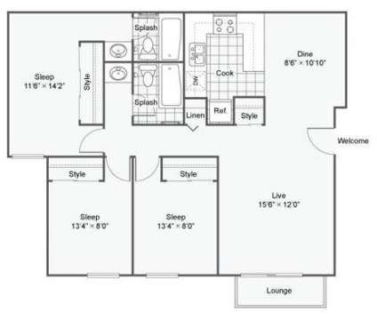 3 Beds - The Oslo at 11501 North Washington St in Northglenn CO is a Apartment