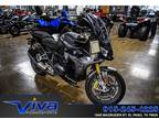 2016 BMW R 1200 RS Lupin Blue - Light Grey Metall