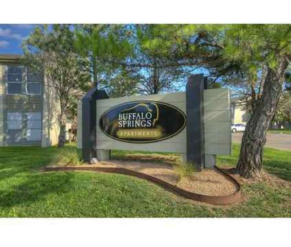 1 Bed - Buffalo Springs Apartments at 4615 South Virginia in Amarillo TX is a Apartment