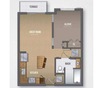 Studio - Metropolitan at 1220 Ne 24th St in Fort Lauderdale FL is a Apartment