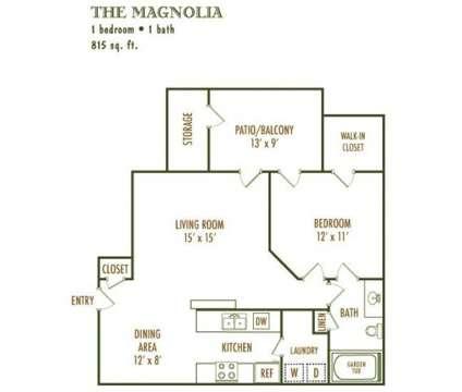 1 Bed - 1287 Shoals at 1287 Cedar Shoals Drive in Athens GA is a Apartment