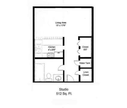 Studio - Apartments at Georgetown at 6820 Chapel Dr in Belton MO is a Apartment