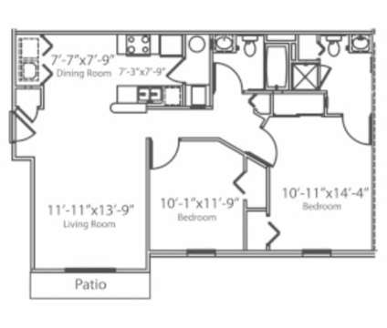 2 Beds - Taylor Pointe at 785 Cross Pointe Rd in Gahanna OH is a Apartment