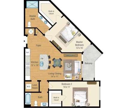 2 Beds - Aqua on the Levee at 100 Aqua Way in Newport KY is a Apartment