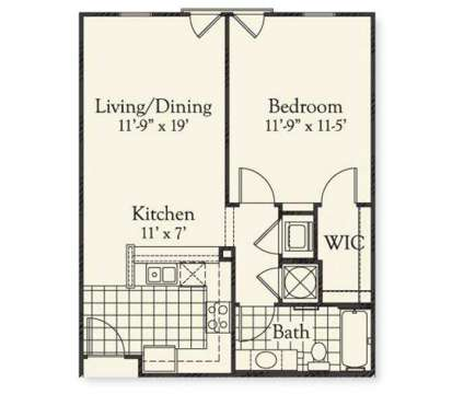 1 Bed - Ashley Square at SouthPark at 4845 Ashley Park Ln in Charlotte NC is a Apartment