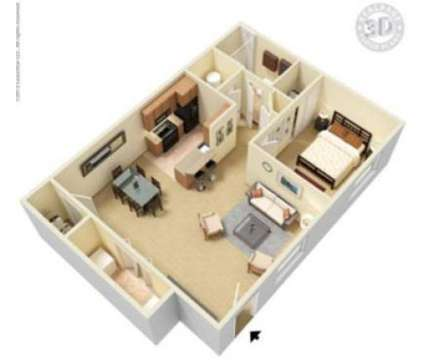 1 Bed - Hawthorne Lakes at 5400 Cedar Springs in Columbus OH is a Apartment