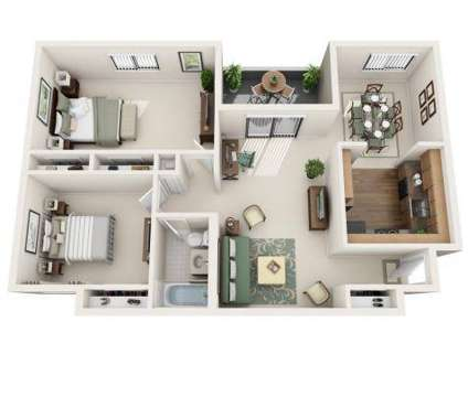 2 Beds - Birnam Wood Apartments at 900 Macbeth Dr in Monroeville PA is a Apartment