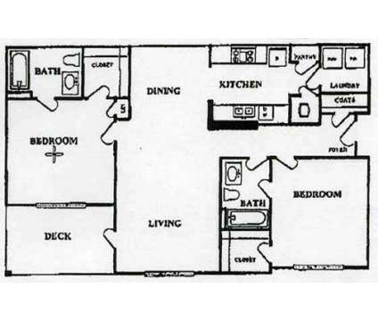 2 Beds - The Peaks at Martin Luther King at 2423 Martin Luther King Jr Dr in Atlanta GA is a Apartment