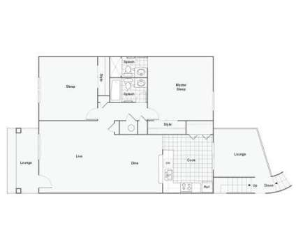 2 Beds - Alturas Embry Hills Apartment Homes at 3544 Old Chamblee Tucker Road in Atlanta GA is a Apartment