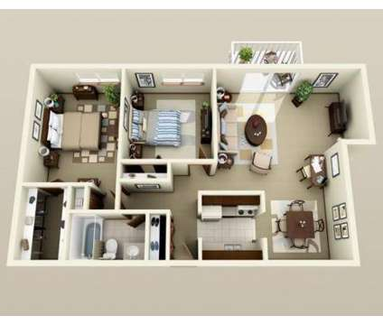 2 Beds - Piccadilly Apartments at 10137 W Coldspring Rd in Greenfield WI is a Apartment