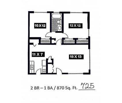 2 Beds - Eagle Court and Eagle Ridge at 5772 Merrill Rd Apartment 12 in Jacksonville FL is a Apartment