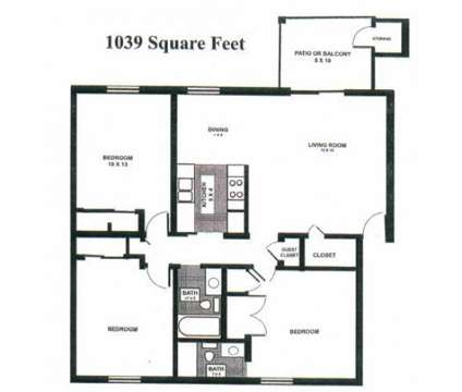 3 Beds - Spanish Oaks at 3645 Wingate Ct in Indianapolis IN is a Apartment