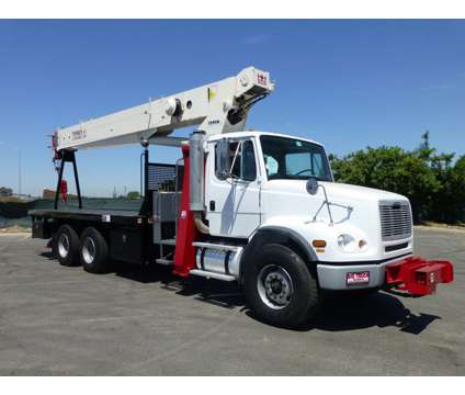 2004 Freightliner FL112 Terex BT4485 22 Ton Crane Truck is a 2004 Crane Truck in Norwalk CA