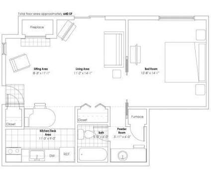 1 Bed - The Glen Luxury Town Homes at 7275 N Port Washington Road in Glendale WI is a Apartment