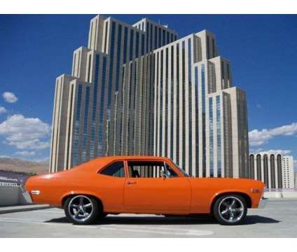 1972 Chevrolet Nova Coupe is a 1972 Chevrolet Nova Coupe in Holloman AFB NM