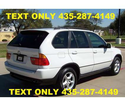 2002 Bmw X5 is a 2002 BMW X5, X5-Series Car for Sale in Mason MI