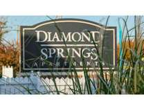 2 Beds - Diamond Springs Apartments & Townhomes