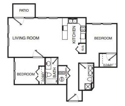2 Beds - Riverside at Trutina - 55+ Community at 22495 E Clairmont Ln in Liberty Lake WA is a Apartment