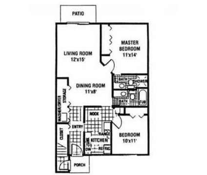 2 Beds - Chatwell Club Apartments at 9175 Chatwell in Davison MI is a Apartment