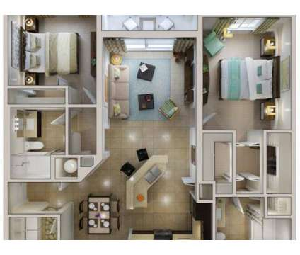 2 Beds - Bridges at Kendall Place at 8485 Hammocks Boulevard in Kendall FL is a Apartment
