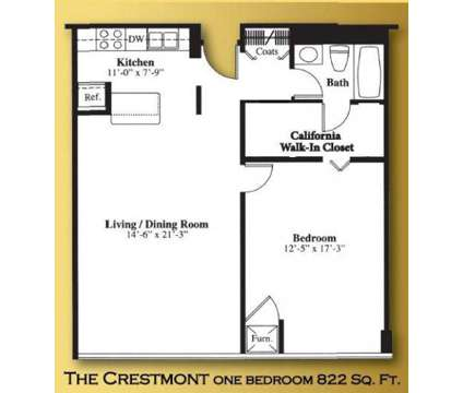 1 Bed - 555 Apartments, The at 555 South Old Woodward Ave in Birmingham MI is a Apartment