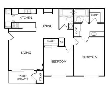 2 Beds - Arbors on Chimney Rock Apartments at 323 Chimney Rock Rd in Tyler TX is a Apartment
