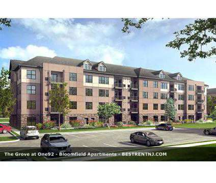 1 Bed - The Grove at One92 at 192 Bloomfield Ave in Bloomfield NJ is a Apartment