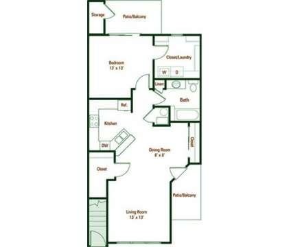 1 Bed - GreyStone of Noblesville at 7160 Oxfordshire Boulevard in Noblesville IN is a Apartment